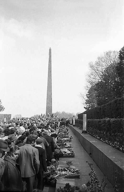 1974 р. 9 травня – День перемоги