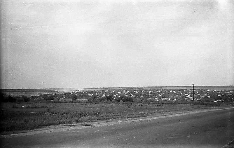 1975 р. Краєвид біля Кіровограда