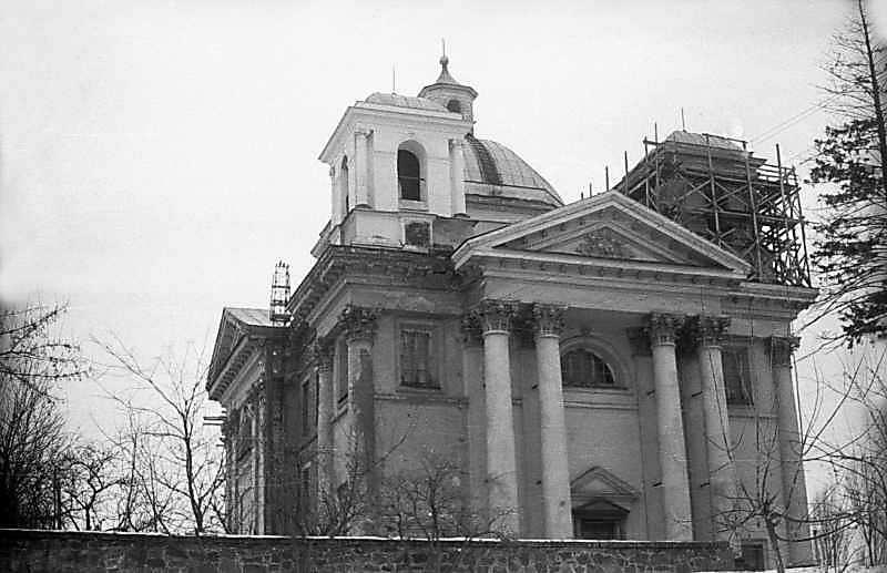 1975 р. Загальний вигляд з позиції С3