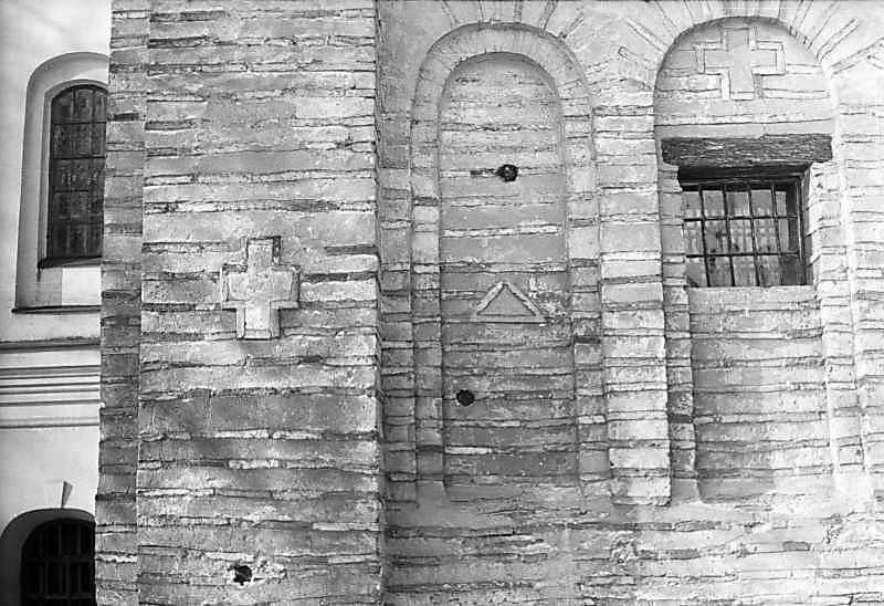 1976 р. Фрагмент південної стіни…