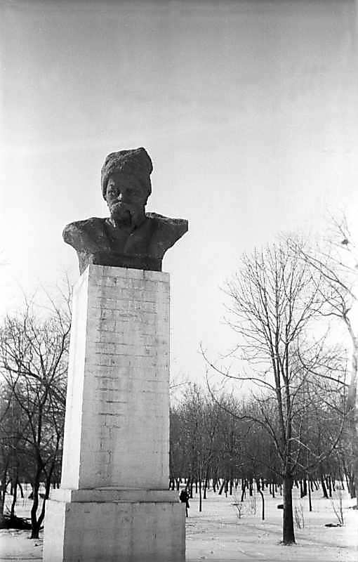 Памятник Тарасу Шевченко - 1961 г.,…