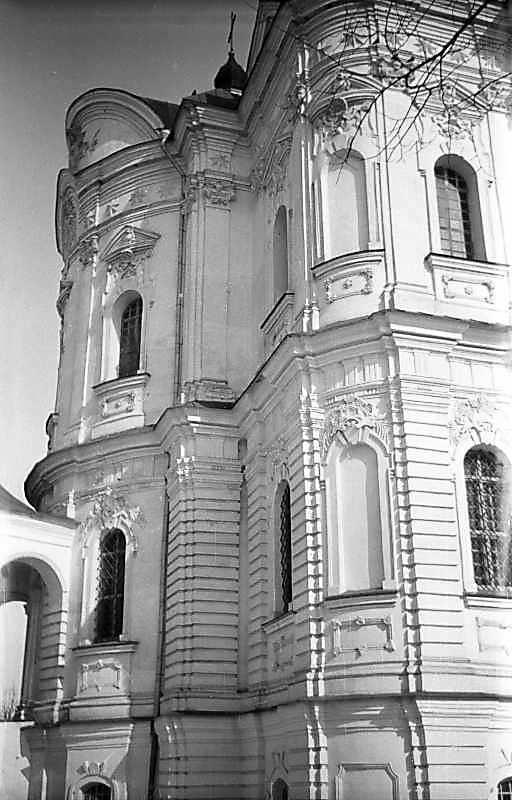 1976 р. Південно-західна конха. Вигляд з позиції С2