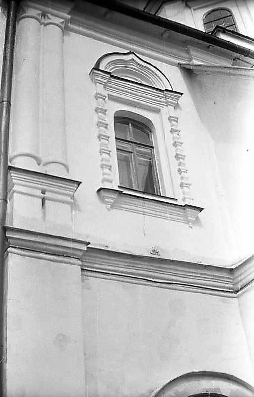 1976 р. Вікно південно-східного фасаду