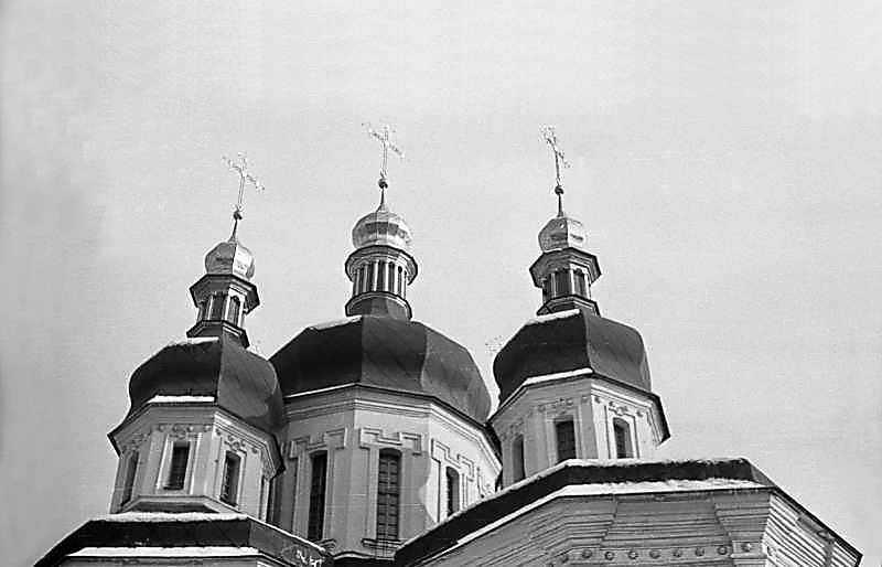 1976 р. Верхи. Вигляд з північного…