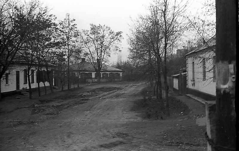 1968 р. Вулиця в старому місті