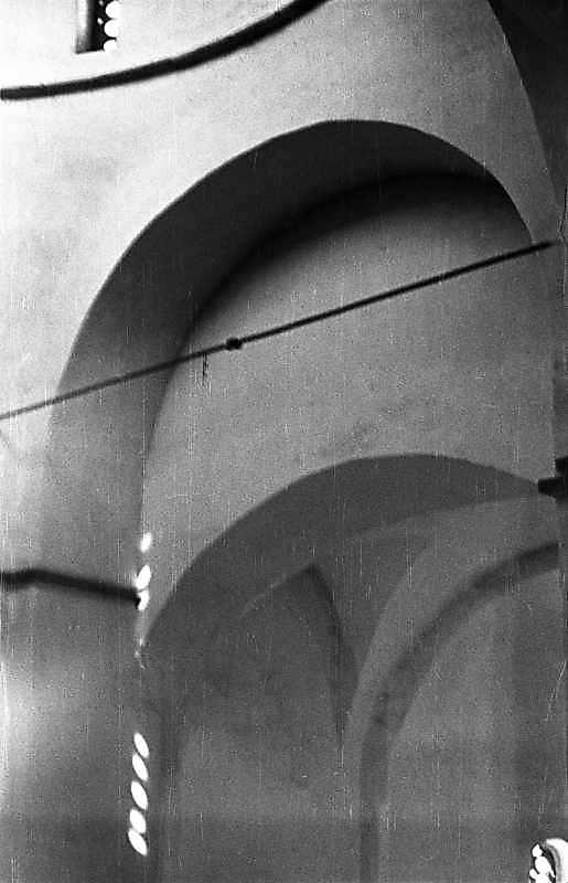 1976 р. Інтер'єр підкупольного простору