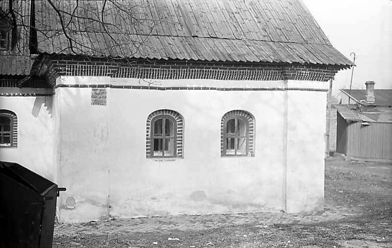 1976 р. Фрагмент фасаду