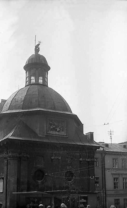 1976 р. Вигляд з південного сходу