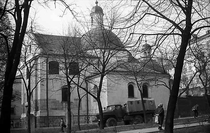1976 р Загальний вигляд з півдня