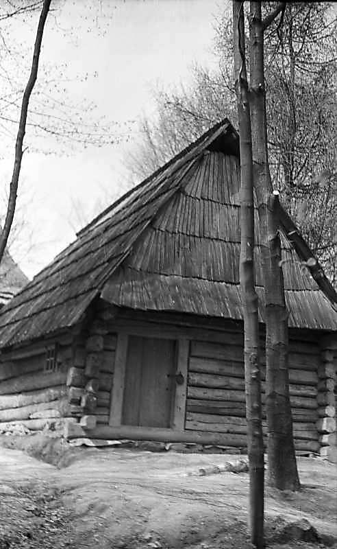 1976 р. Стіна зі входом