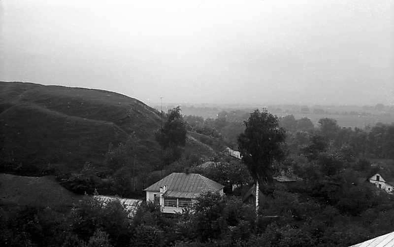 1976 р. Вид на долину Сейма