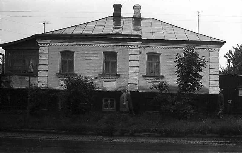 1976 р. Житловий будинок