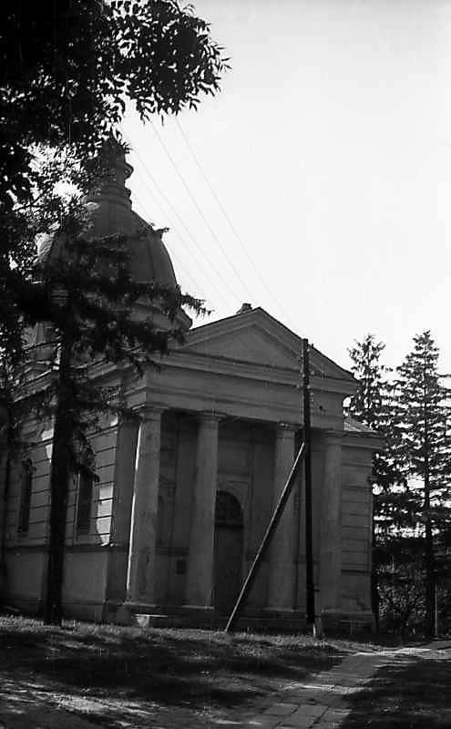 1976 р. Вигляд з північного заходу