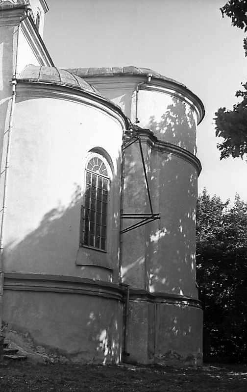 1976 р. Апсиди. Вигляд з півдня
