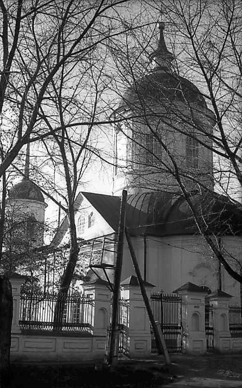 1976 р. Невідома церква