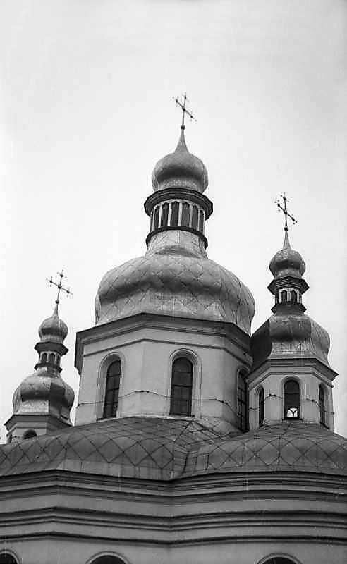 1976 р. Верхи. Вигляд з південного сходу