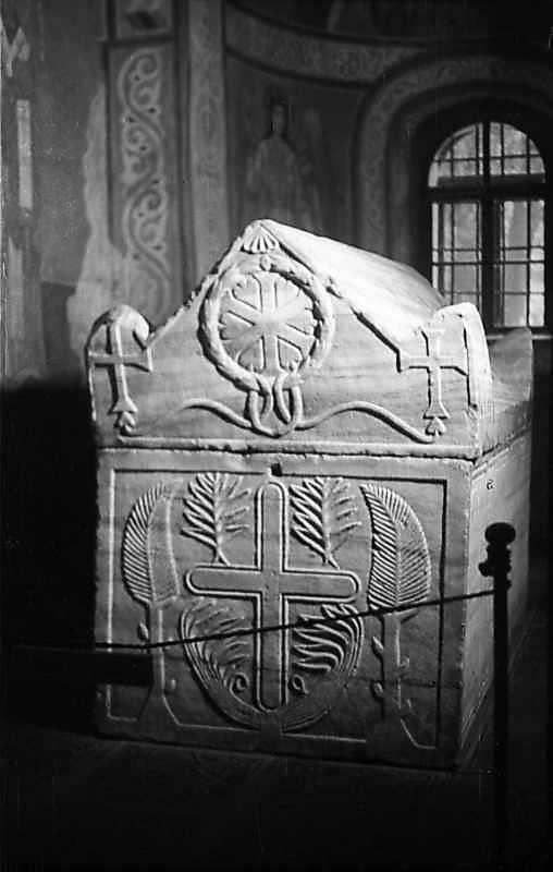 Гробниця князя Ярослава Мудрого