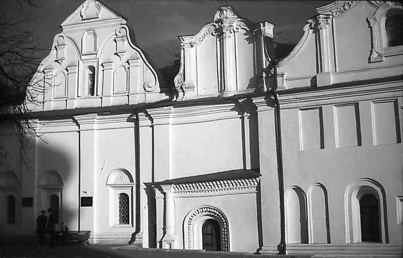 1976 р. Фрагмент західного фасаду