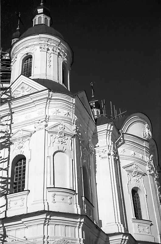 1977 р. Східний ріг. Вигляд з позиції А2