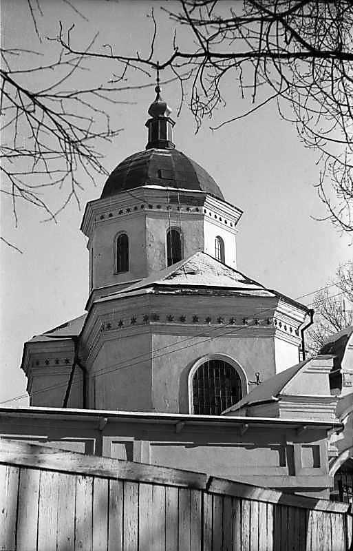 1977 р. Вигляд із заходу