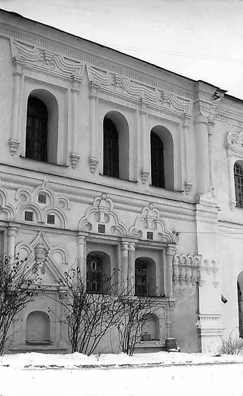 1977 р. Фрагмент південного фасаду