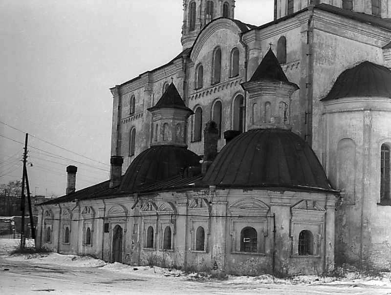 1977 р. Загальний вигляд з південного сходу