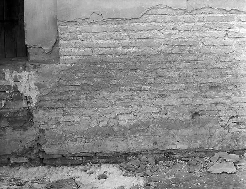 1977 р. Деталь мурування
