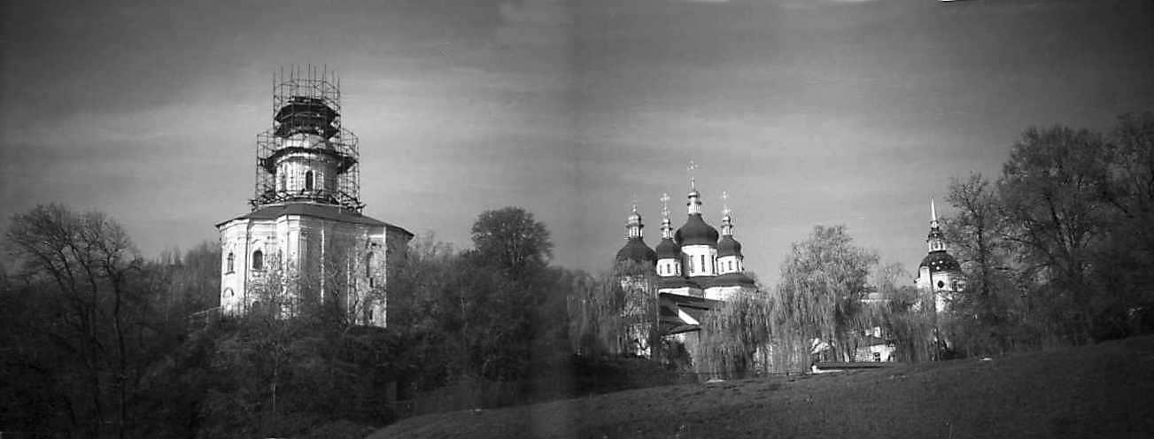 1977 р. Загальний вигляд з північного…