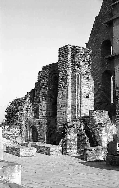1977 р. Фрагмент північної стіни.…