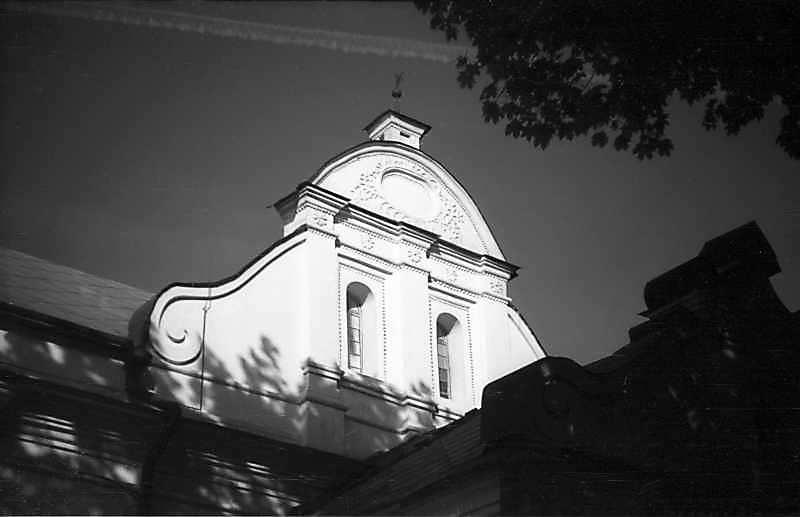 1977 р. Фронтон 2. Вигляд з північного заходу