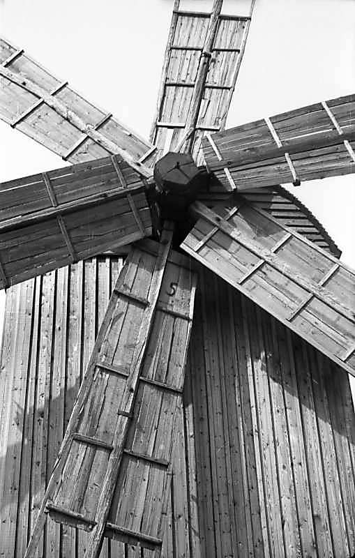 1977 р. Крила і вал