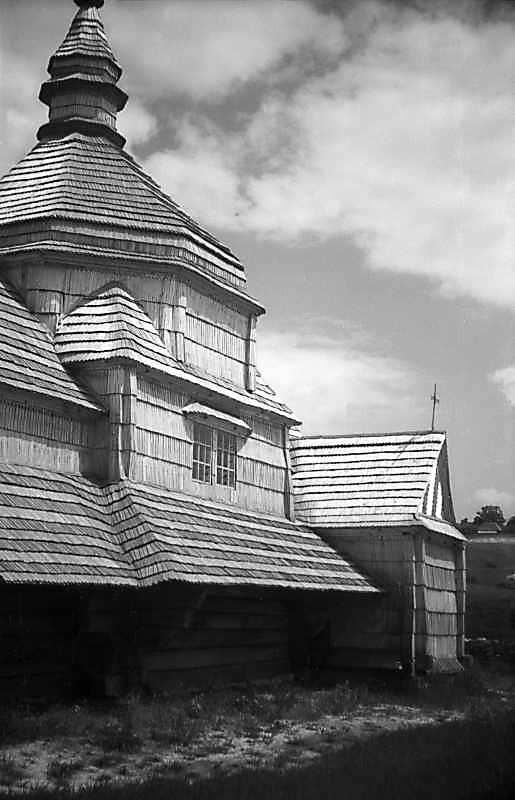 1977 р. Південний фасад. Вигляд з…