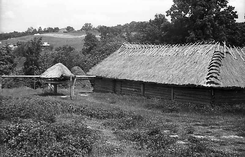 1977 р. Керат і західний фасад. Вигляд…