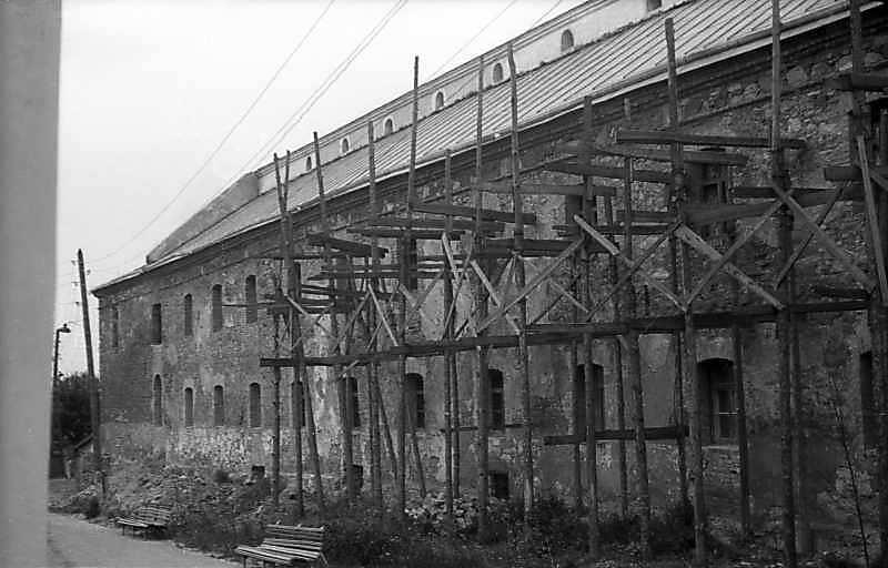 1977 р. Південно-західний фасад…