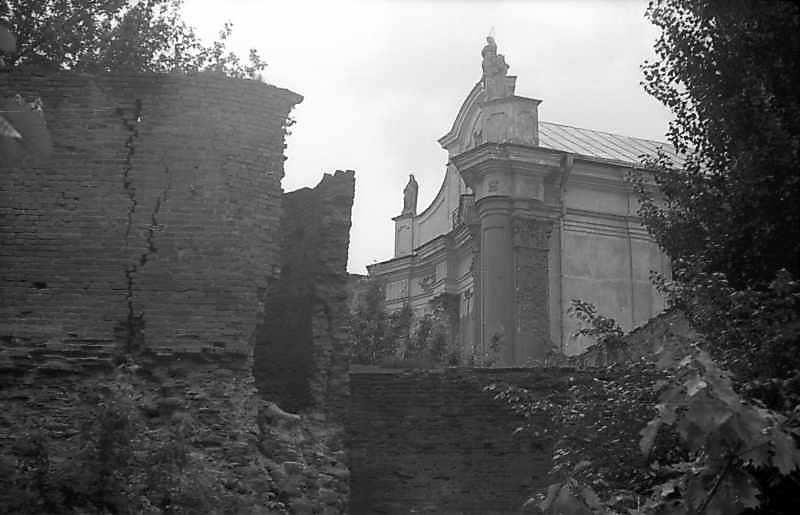 1977 р. Фрагмент східного бастіону і…