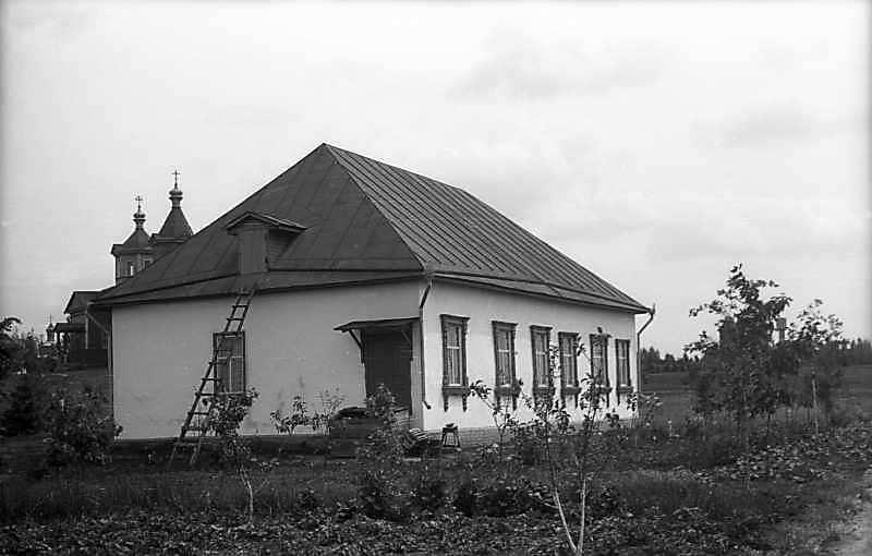 Будинок дрібного пана із с.Старовичі