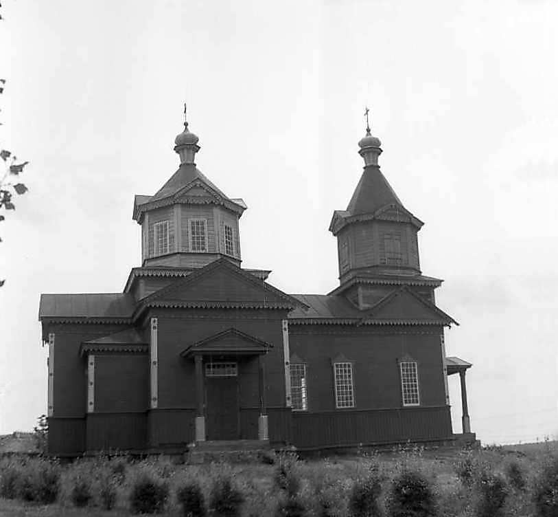 Церква із с.В'юнище
