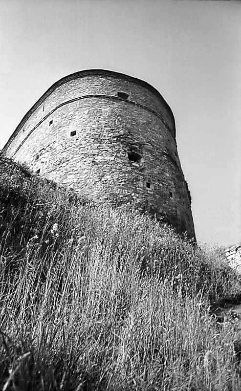 1977 р. Вигляд з північного сходу в ракурсі