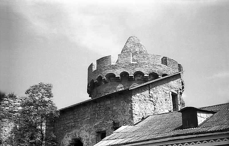 1977 р. Верхня частина. Вигляд з південного сходу