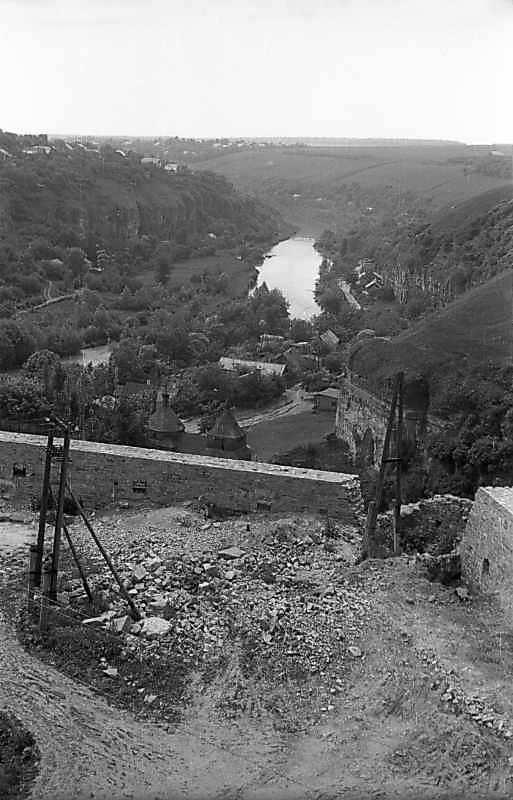 1977 р. Вид з Тенчинської башти