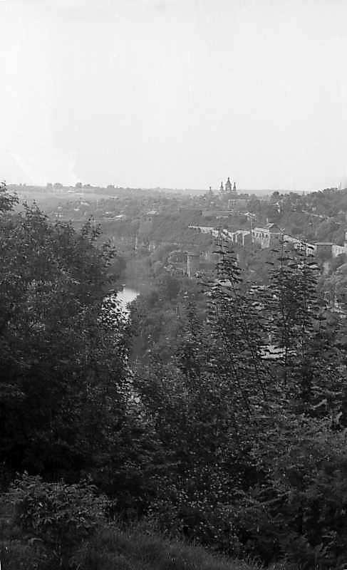 1977 р. Вид на Польські фільварки з…