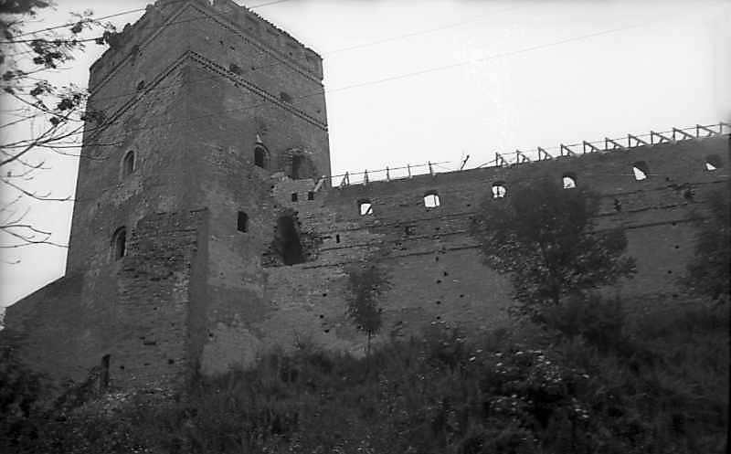 1977 р. Загальний вигляд зі сходу