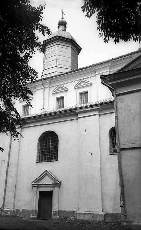 1977 р. Фрагмент бічного фасаду.…
