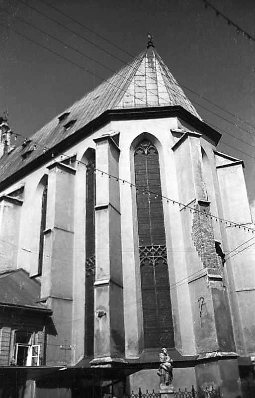 1977 р. Вівтар. Вигляд з південного…
