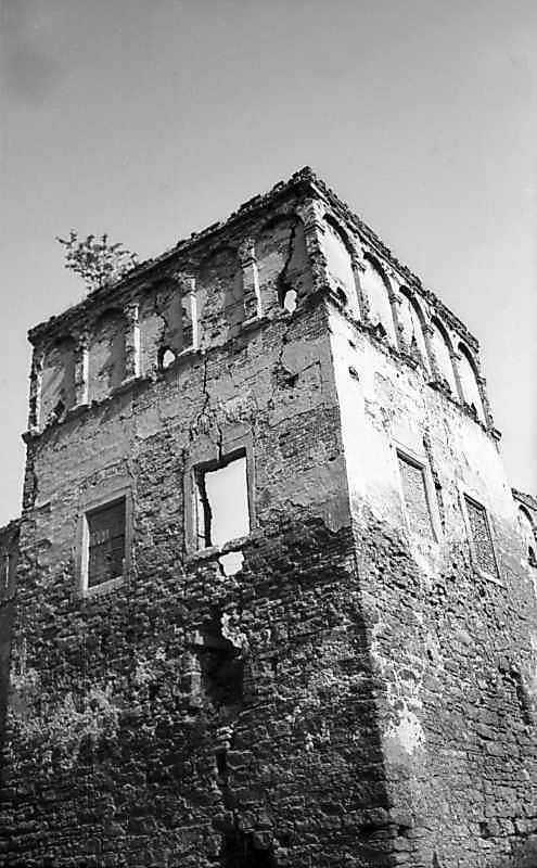 1977 р. Вигляд з південного сходу