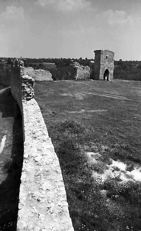 1977 р. Вигляд двора із заходу (4)