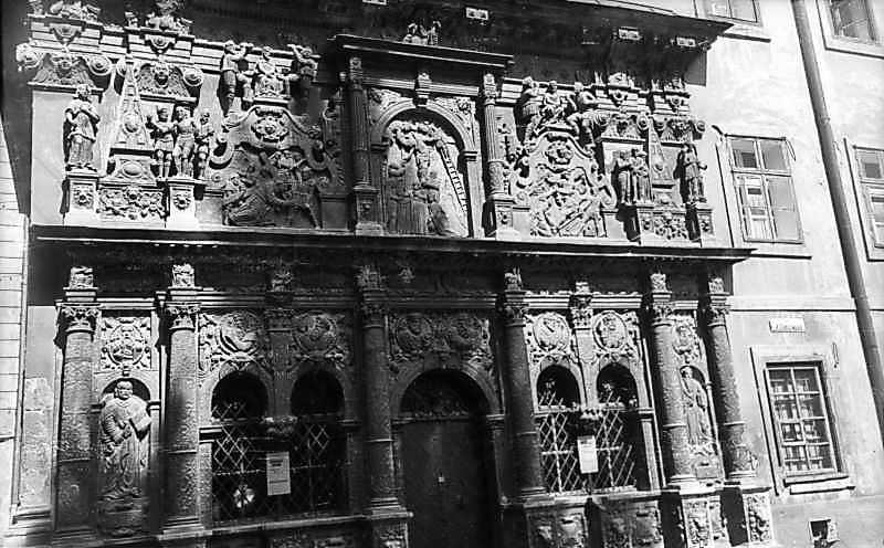 1977 р. Західний фасад