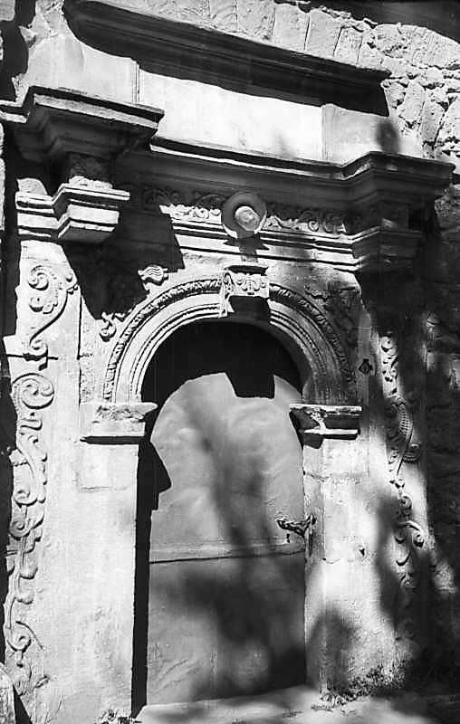 1977 р. Портал південного фасаду