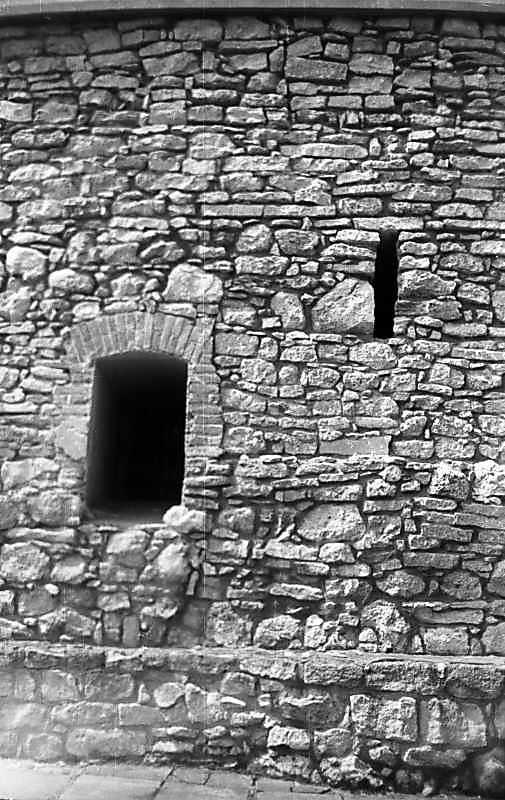 1977 р. Фрагмент південного муру
