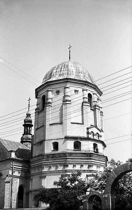 1977 р. Башта. Вигляд з південного…